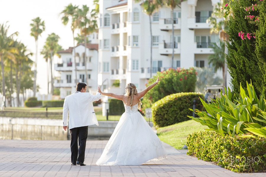 Fisher Island Wedding