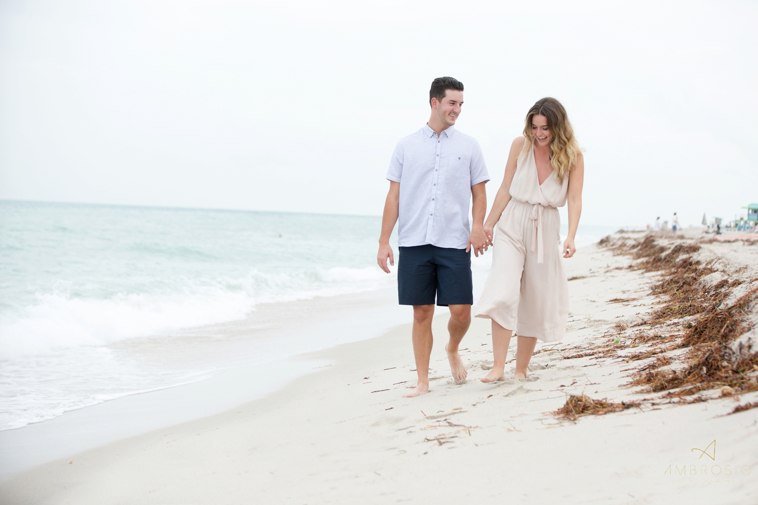 fontainebleau miami beach proposal session ambrosio photography