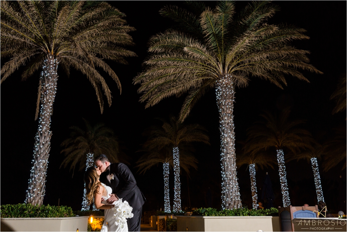 Harbor Beach Marriott wedding ambrosio photography